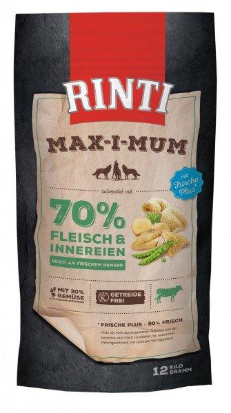 RINTI Max-I-Mum Pansen Hundetrockenfutter