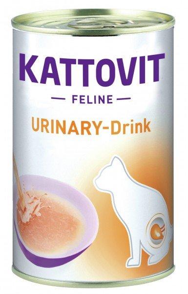 KATTOVIT Urinary Drink 135ml Diätnahrung für Katzen