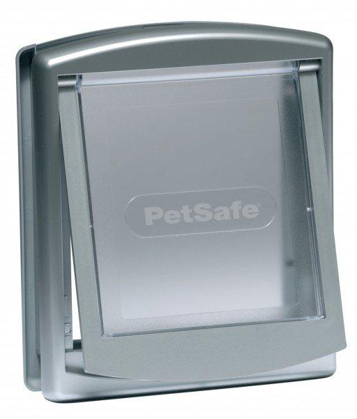 PetSafe Staywell Original 2-Wege Haustiertüre klein grau