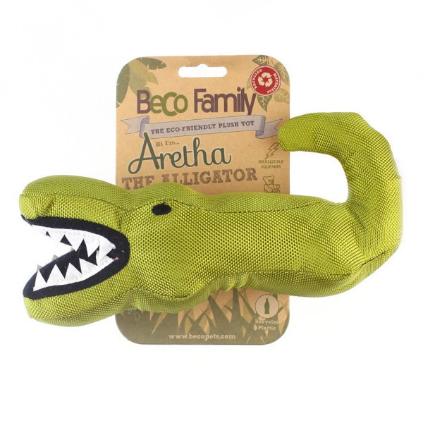 BecoThings Plush Toy Alligator