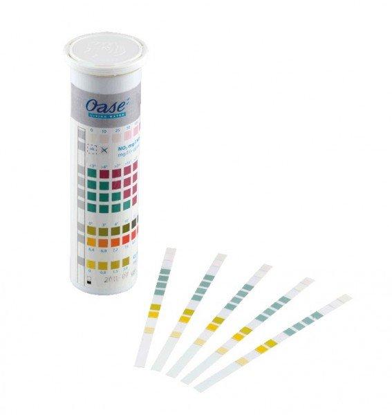 Oase AquaActiv QuickSticks 6in1 Wassertest (50 Teststreifen)