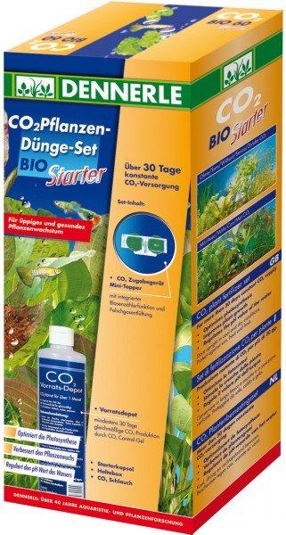 DENNERLE Bio CO2 Starter-Set BIO-CO2 Anlage