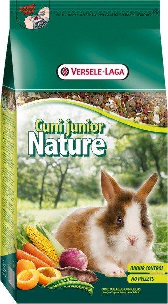 Nature Cuni Junior 2,5kg Kleintierfutter