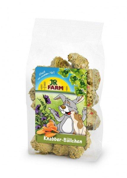 JR FARM Knabber-Bällchen 150g Kleintiersnack