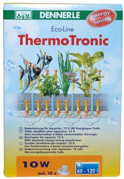 DENNERLE Eco-Line ThermoTronic 10 Watt für Aquarien mit 60-120 Liter