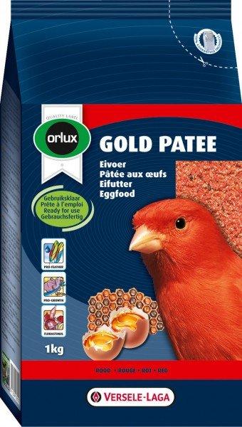 VERSELE-LAGA Orlux Gold Patee Rot 1kg Vogelfutter