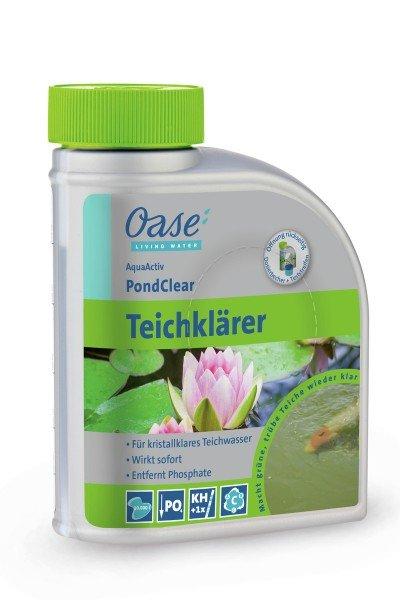 Oase AquaActiv PondClear 500ml Wasserklärer