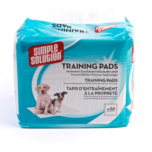 Simple Solution Puppy Pads 54 x 57 cm (30 Stück)