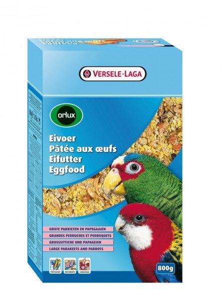 VERSELE-LAGA Eifutter trocken Großsittiche/Papageien 800g