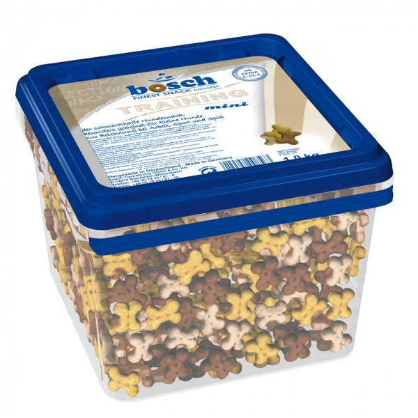 bosch Training Mini 1kg Hundesnack