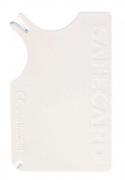 TRIXIE Safecard Zeckenentferner 8 x 5 cm weiß