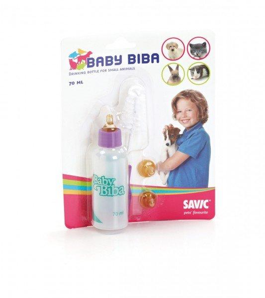 SAVIC Trinkflasche Baby Biba 70 ml