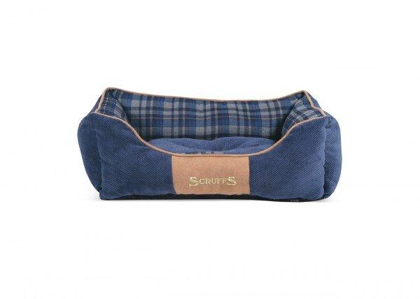 Scruffs Highland Bed S blau