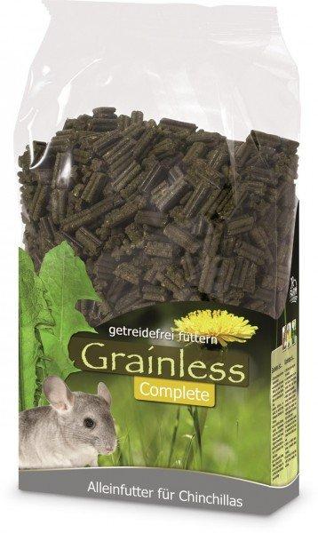 JR FARM Grainless Complete Chinchilla 1350g Kleintierfutter
