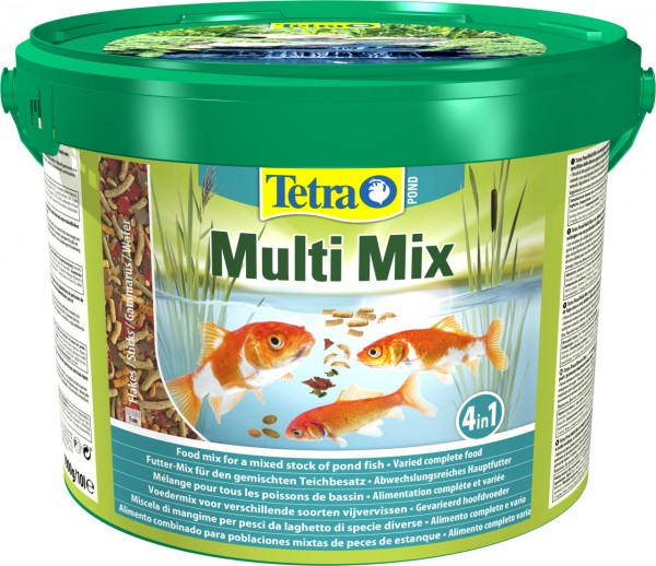 Tetra Pond Multi Mix Teichfischfutter