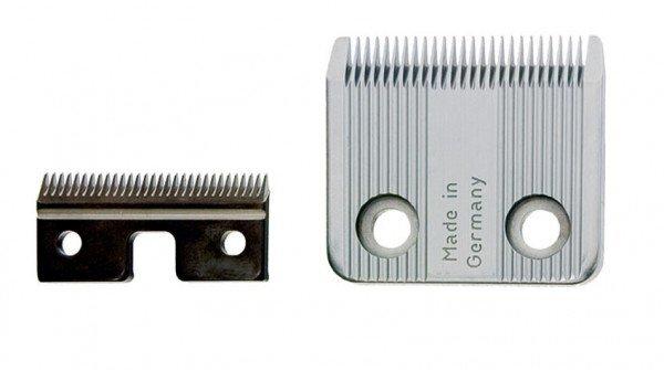 MOSER Schneidsatz 1230-7710 0,1 - 3mm Standard Feinzahn Ersatzschneidsatz für REX