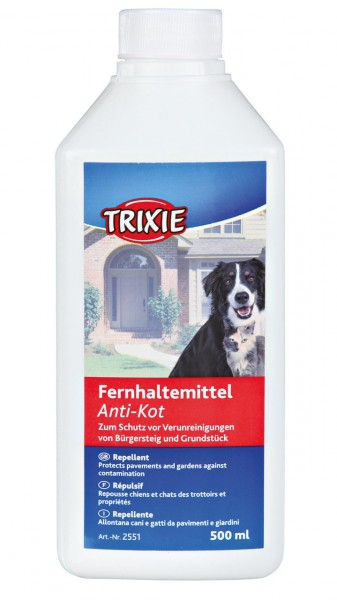 TRIXIE Anti-Kot Fernhaltemittel für Hunde & Katzen