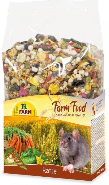 JR FARM Farm Food Ratte 500g Kleintierfutter