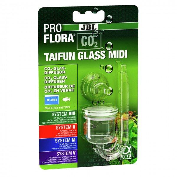 JBL ProFlora CO2 Taifun Glass Midi Aquarienzubehör