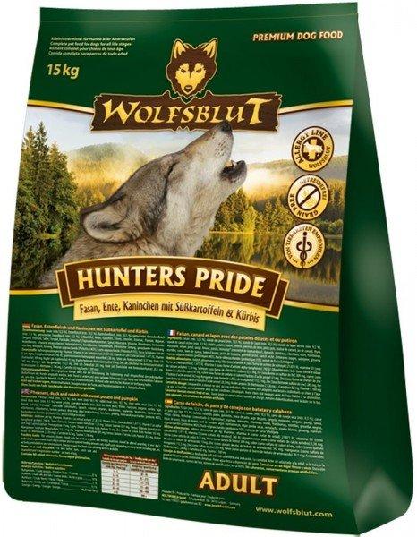 WOLFSBLUT Hunters Pride Fasan & Ente Hundetrockenfutter