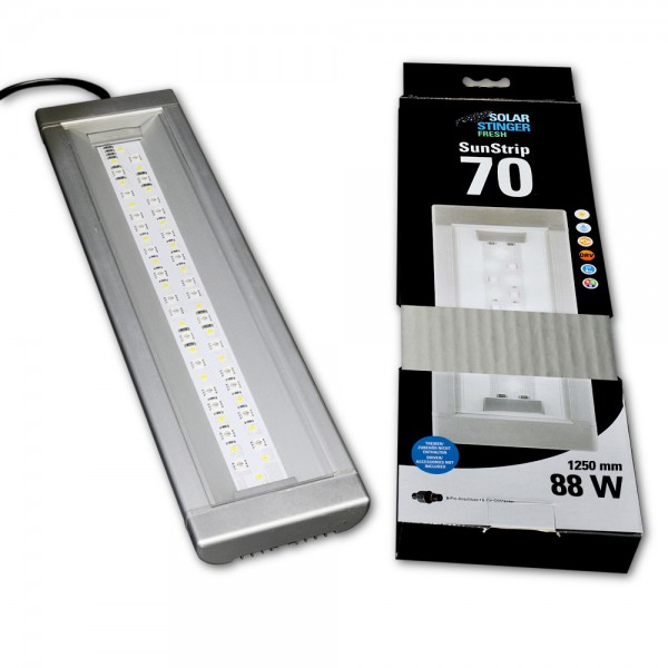 SolarStinger SunStrip 70 Fresh 125 cm 87,5 Watt LED-Aquarienbeleuchtung