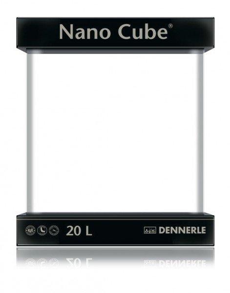 DENNERLE Nano Cube 20 Liter Nano-Aquarium