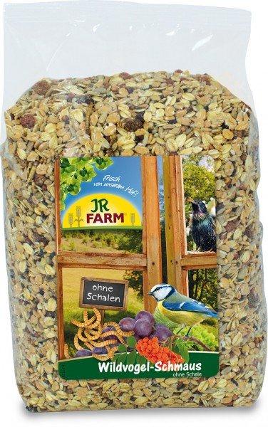 JR FARM Wildvogel-Schmaus ohne Schale 1,5kg Wildvogelfutter