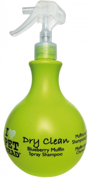 PET HEAD Dry Clean Spray 450 ml Fellpflege