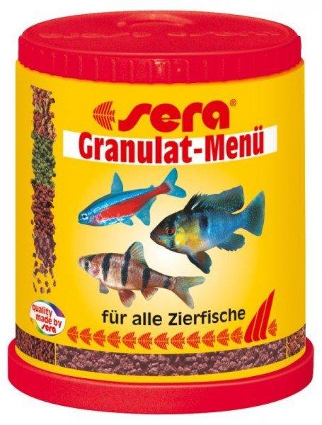 sera Granulat-Menü 150ml für alle Zierfische