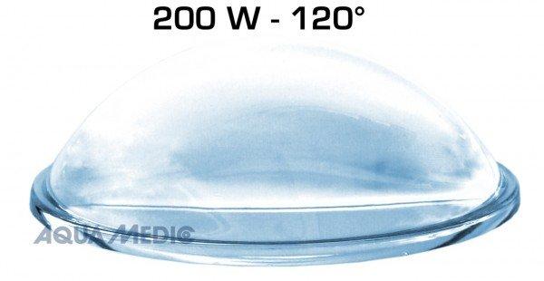 AQUA MEDIC Linse 120° LEDspot 200 Watt