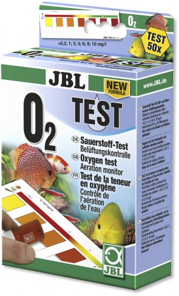 JBL O2 Sauerstoff Test-Set (ca. 40 Tests)