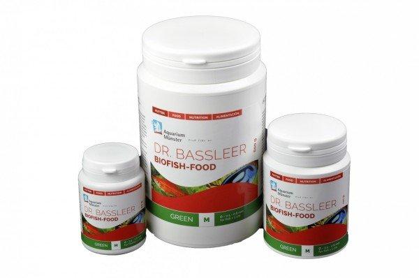 Dr. Bassleer Biofish Food Green M 60g Fischfutter