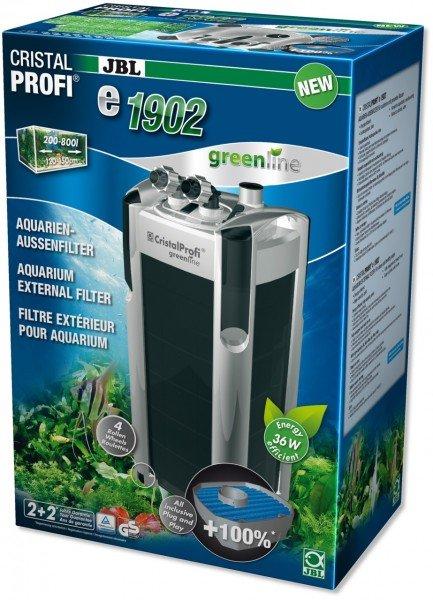 JBL CristalProfi e1902 greenline Außenfilter