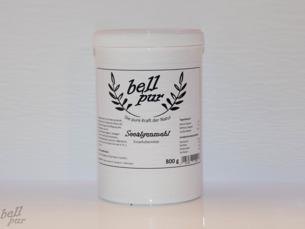 Bell Pur Seealgenmehl Nahrungsergänzung für Hunde