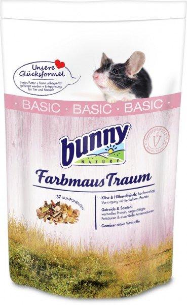 Bunny FarbmausTraum 500g Kleintierfutter