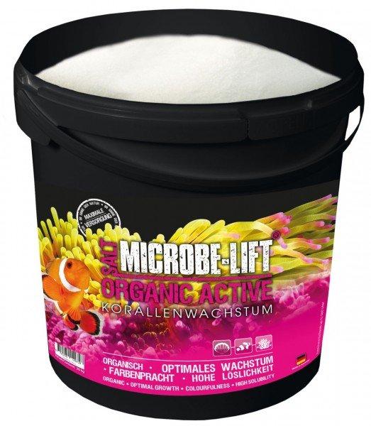 MICROBE-LIFT Organic Active Salt 10kg Korallenwachstum