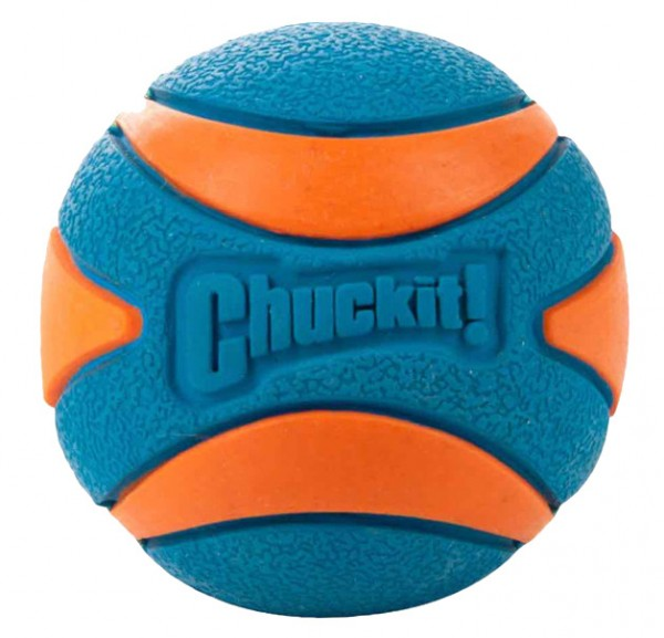 Chuckit! Ultra Squeaker Ball L 9cm Hundespielzeug