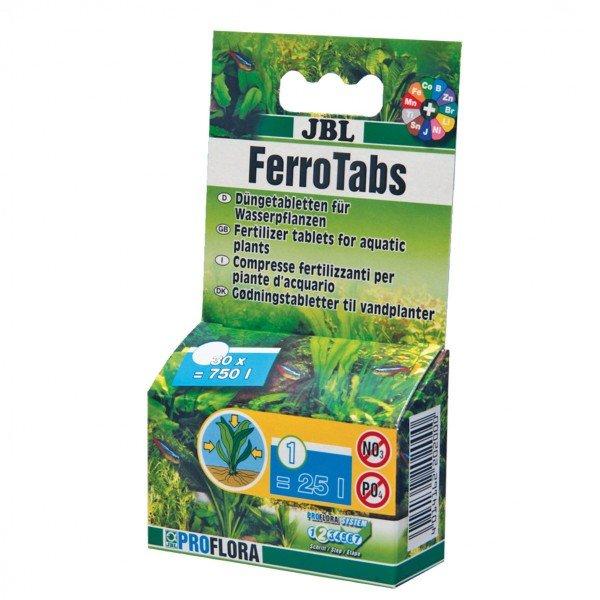 JBL Ferrotabs (30 Tabs)