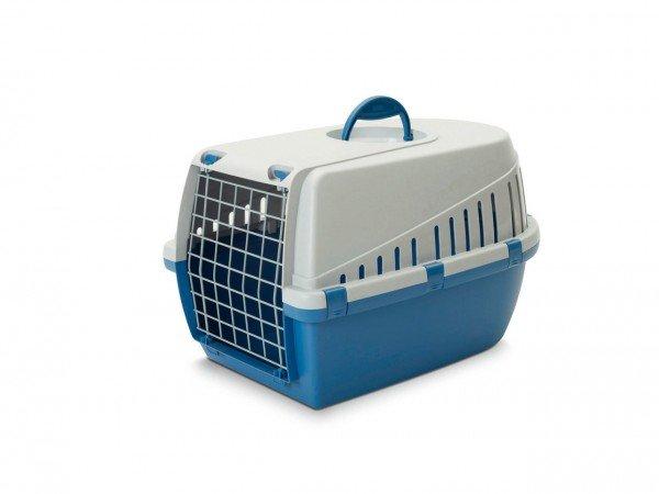 SAVIC Trotter 2 Transportbox blau/grau