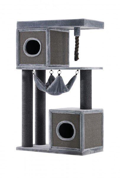 Nobby Kratzbaum Anila 100x50x165cm hellgrau