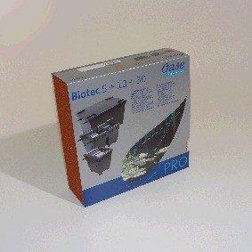 Oase Ersatzschwamm rot BioTec 5 / 10 / 30 Filtermedium