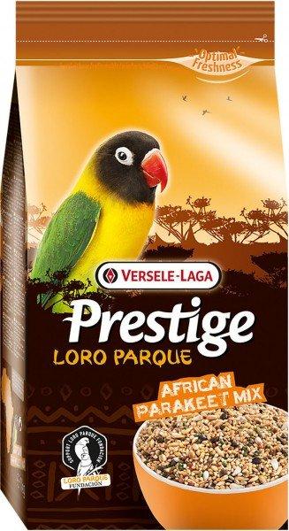 VERSELE-LAGA Prestige Loro Parque African Parakeet Mix 1kg Vogelfutter