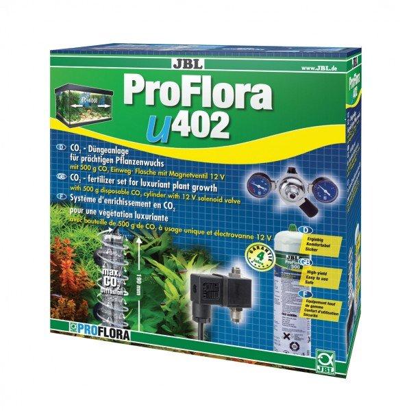 JBL ProFlora u402 CO2 Anlage