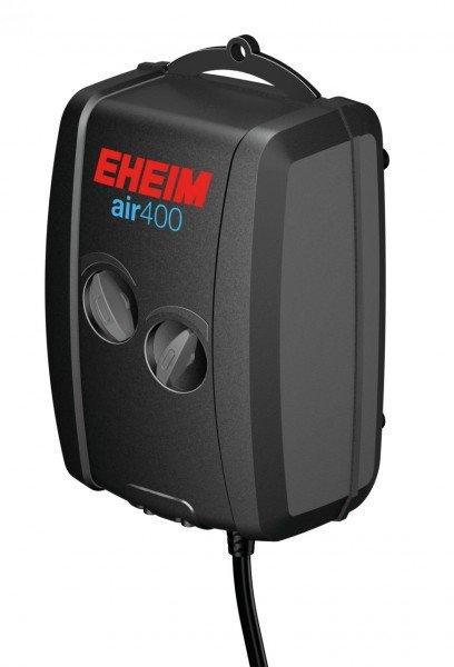 EHEIM air pump 400 Luftpumpe (3704) mit 2 m Schlauch & 2 Ausströmer