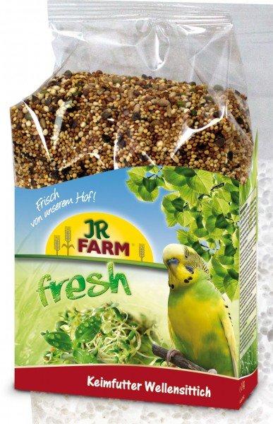 JR FARM Birds Keimfutter Wellensittich 1kg Vogelfutter