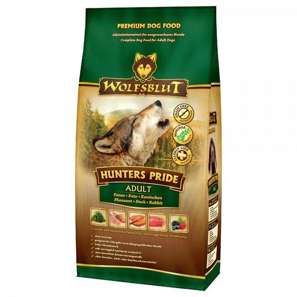 WOLFSBLUT Hunters Pride Fasan, Ente, Kaninchen Hundetrockenfutter