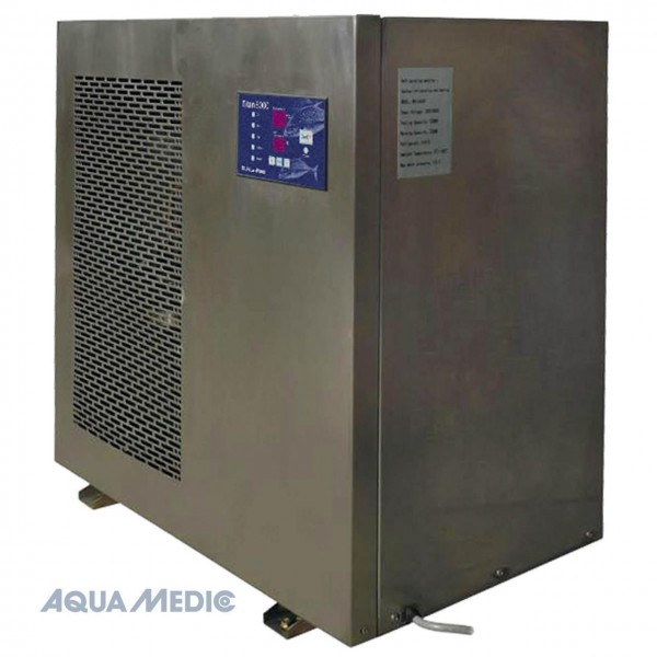 AQUA MEDIC Titan 8000 Professional Durchlaufkühler für Aquarien