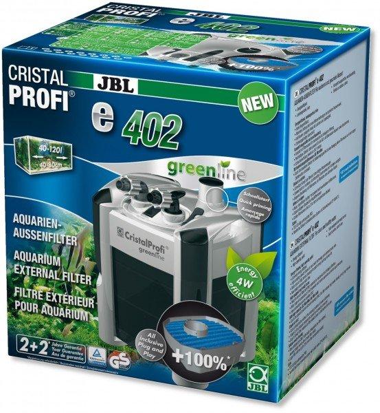 JBL CristalProfi e402 greenline Außenfilter