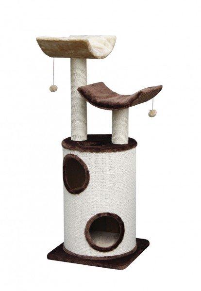 Nobby Kratzbaum Kaduna 45x45x118cm beige/braun