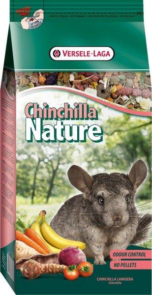 Nature Chinchilla 750g Kleintierfutter